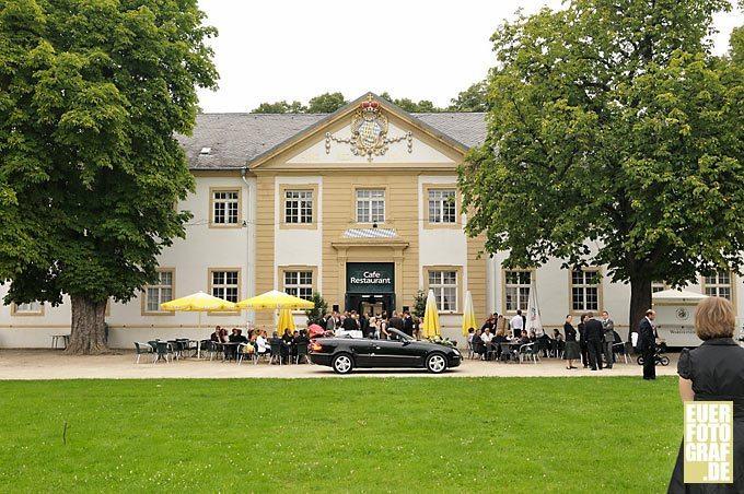 Heiraten Und Hochzeit Feiern Im Schloss Neuhaus Marstall Paderborn